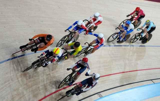 Россиянки сумели войти в группу лидеров и набрали 26 очков, завоевав бронзу Олимпиады.