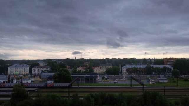 Сегодня, 6 августа, в регионе облачно с прояснениями, днём местами кратковременные дожди.