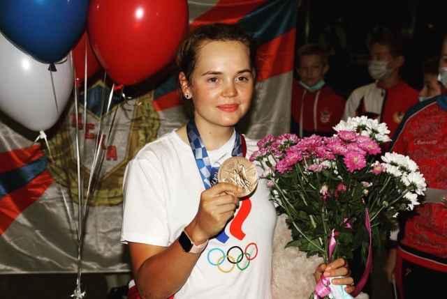 На Олимпиаде-2024 Мария Новолодская намерена взять награду высшей пробы