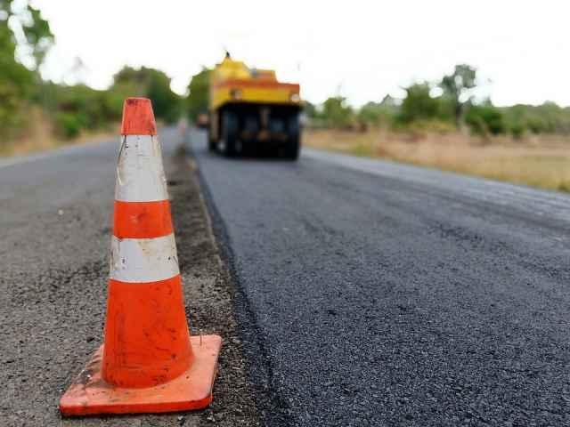 Все дорожные работы выполняются в рамках нацпроекта «Безопасные качественные дороги».