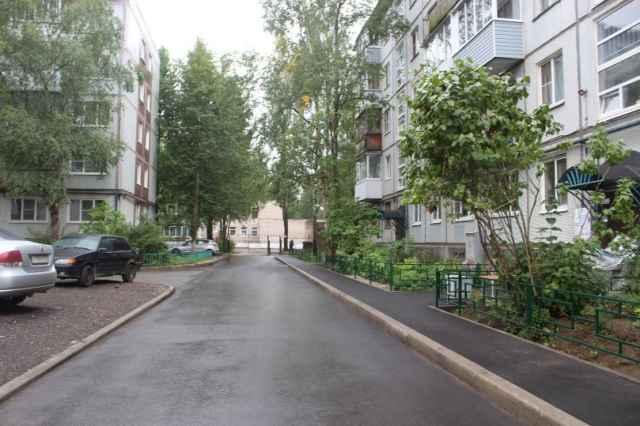 В этом году по проекту «Формирование комфортной городской среды» в Великом Новгороде отремонтируют 26 дворовых территорий.