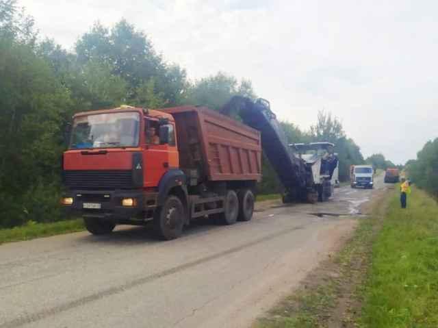 В Боровичском районе до 2023 года будут отремонтированы 17 автомобильных дорог общей протяжённостью порядка 120 километров.