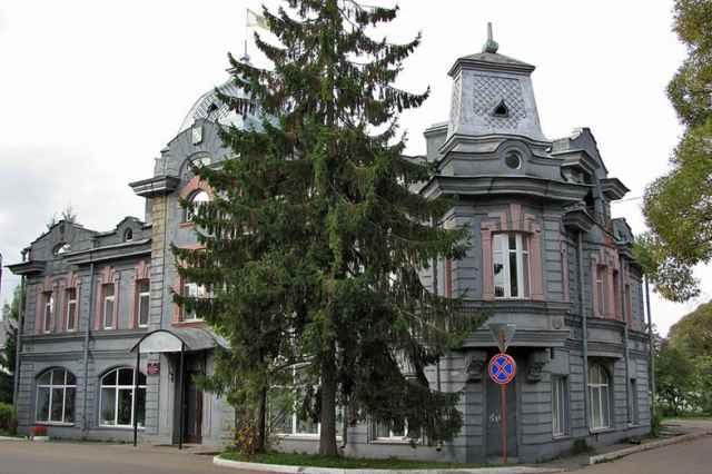 День города в Малой Вишере отмечается в последние выходные августа.