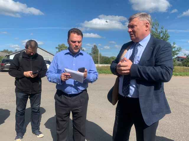 Артём Кирьянов: «Жители должны были узнать о планах инвестора на слушаниях и высказаться по этому поводу».