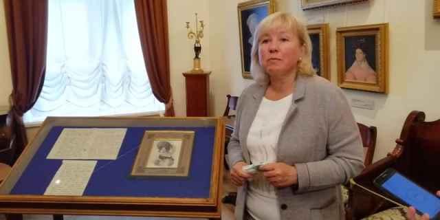 По словам Ирины Васильевой, возможно, письмо сыграло не последнюю роль в решении Анны Орловой стать монахиней.