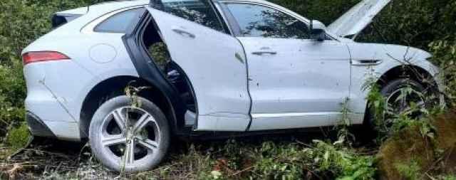 Водитель иномарки скончался на месте происшествия до прибытия «скорой помощи».