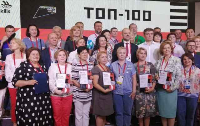Новгородский строительный колледж вошёл в топ -100
