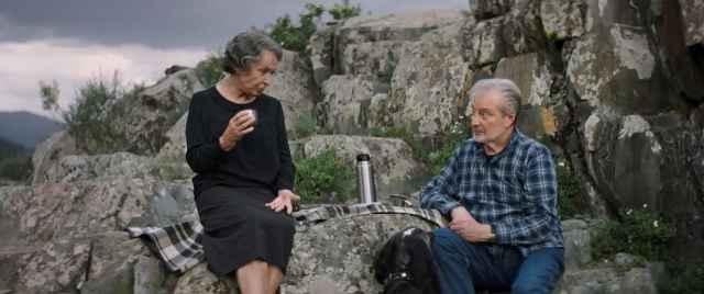 «Земля Эльзы» снята по одноименной пьесе Ярославы Пулинович, написанной в 2015 году.