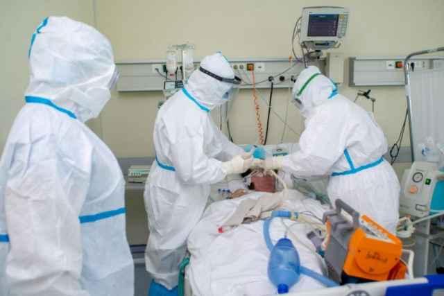 Всего в Новгородской области зафиксировали 40 210 случаев заболевания.