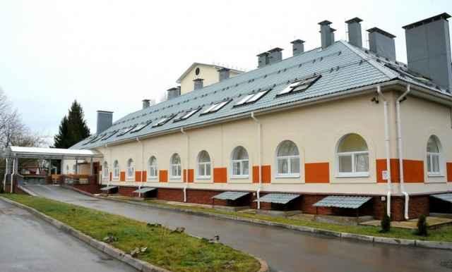 Возгорание произошло в котельной на территории Юрьева монастыря, в 100 метрах от реабилитационного центра.