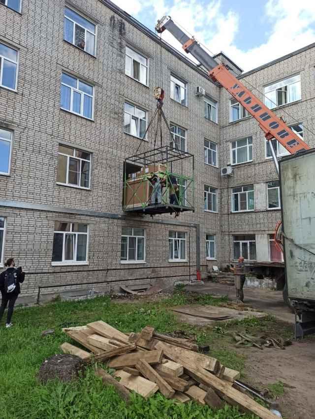 В Старорусскую центральную районную больницу закуплен современный маммограф. Аппарат будет введён в эксплуатацию через месяц.