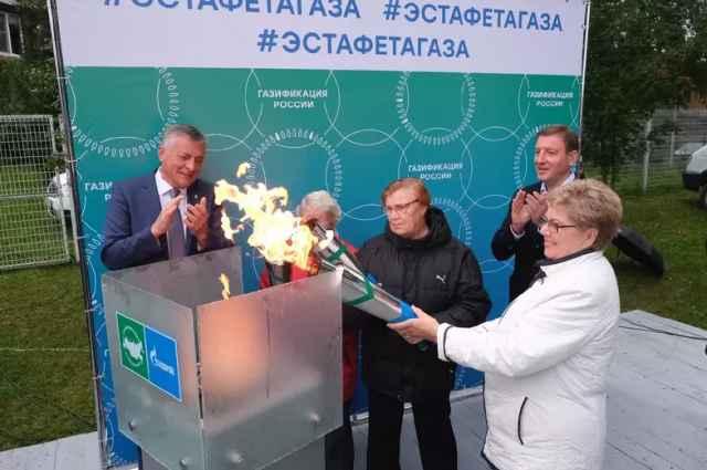 Новый газопровод будет обеспечивать голубым топливом деревни Сергово, Завал и Сельцо.