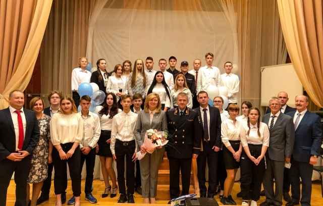 В этом году на направление поступило 25 ребят из Новгородской, Ленинградской областей и Красноярского края.