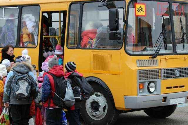 ВНовгородскую область до конца года поступят 45 новых школьных автобусов.
