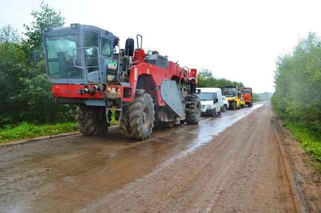 Темой прямого эфира станет ремонт дорог.