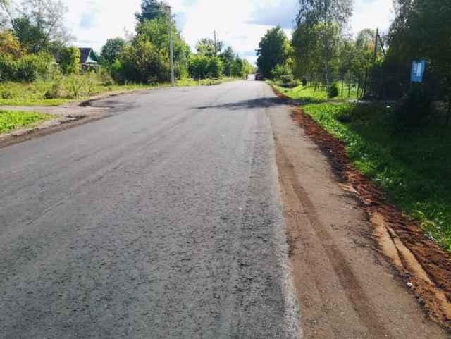 В нормативное состояние будут приведены 43% дорог в регионе и 70% в агломерации Великого Новгорода и Новгородского района.