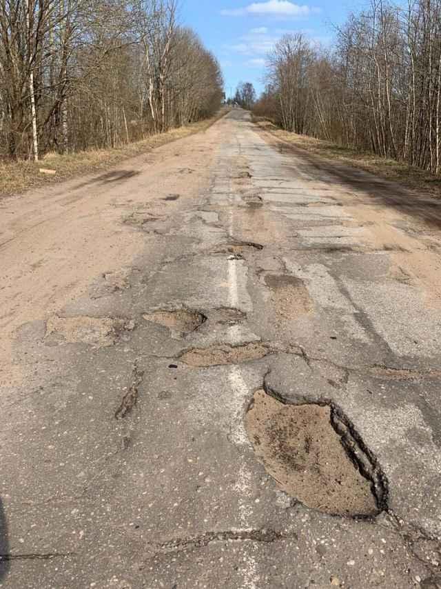 Капитальный ремонт трассы Яжелбицы — Демянск, где предусмотрены две полосы движения, по предварительной оценке, обойдётся в 4,4 миллиардов рублей.