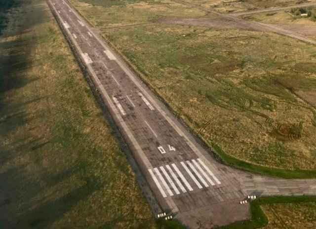 Ремонт на аэродроме в Кречевицах пройдёт по поручению Владимира Путина.