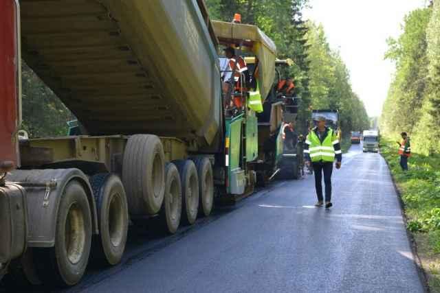 В 2021 году в рамках нацпроекта «Безопасные качественные дороги» запланировано отремонтировать 466 км дорог.
