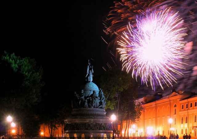 Торжества по случаю 1162-летия Великого Новгорода пройдут 10-12 сентября.