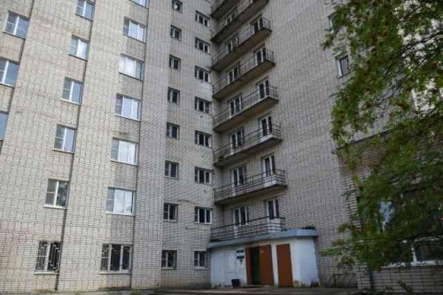 Планируется, что работы в общежитии №1 на улице Саши Устинова завершатся к 22 декабря.