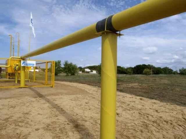 Протяжённость газопровода «Поозерье» составит 35 км.