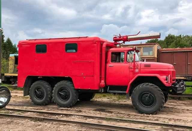 На фестивале можно будет увидеть пожарный автомобиль «ЗиЛ 131 АР-2» 1974 года выпуска.