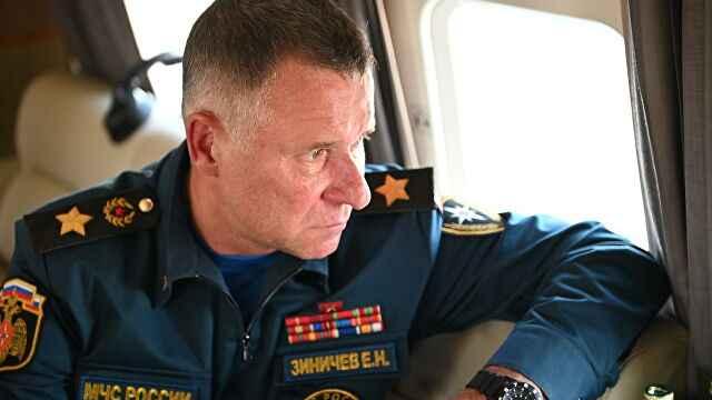 Евгений Зиничев погиб, пытаясь спасти сорвавшегося в воду телеоператора.