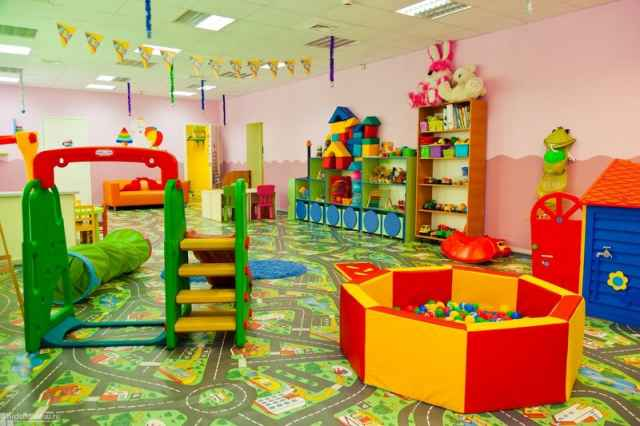 Строительство детского сада в Малой Вишере должны завершить к 30 июля 2022 года.