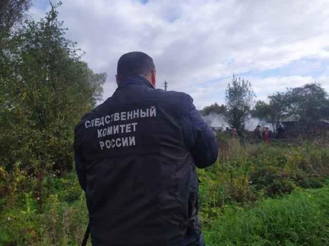 Старорусский межрайонный следственный отдел проводит доследственную проверку.