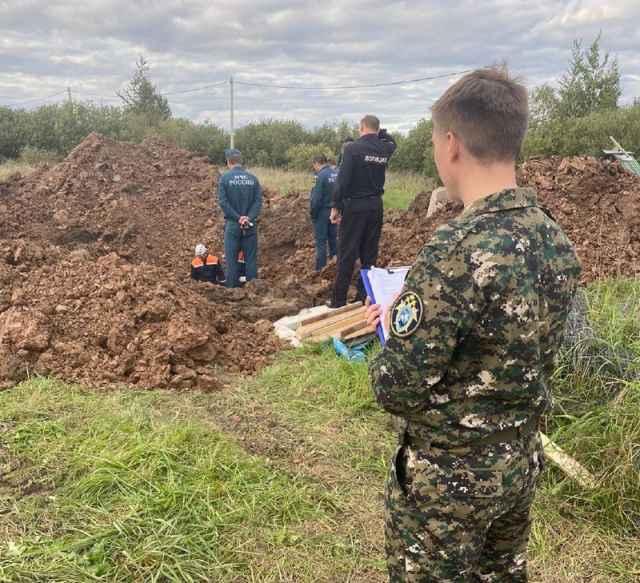 Новгородский межрайонный следственный отдел проводит проверку обстоятельств происшествия.