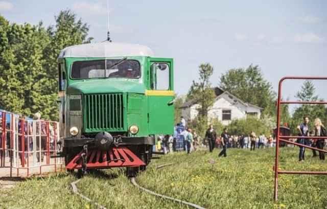 Фестиваль пройдёт на главной станции Тёсовской узкоколейной железной дороги в Новгородском районе.
