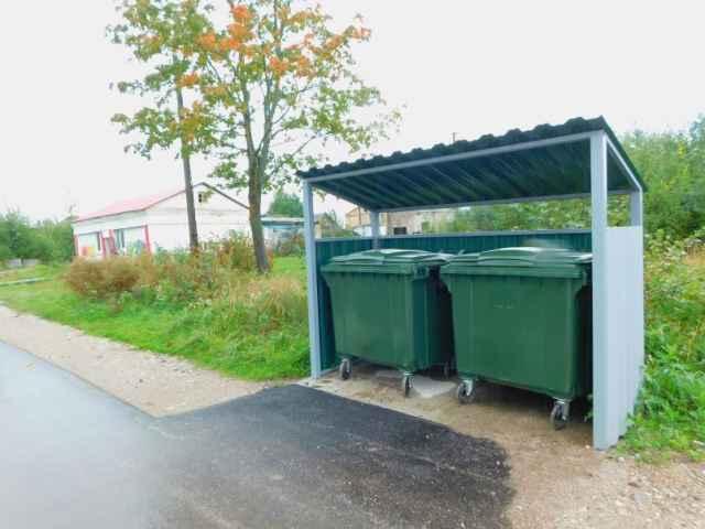 Решение о реконструкции контейнерных площадок было принято совместно с жителями.