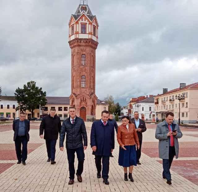 Соборная площадь в Старой Руссе станет одной из основных праздничных площадок 25 сентября.
