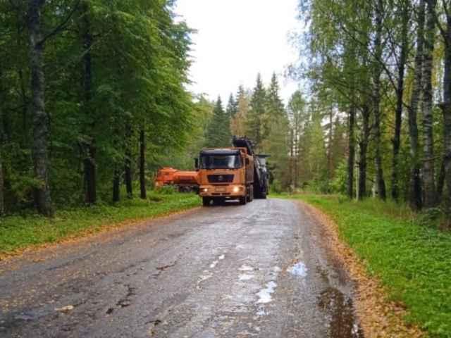 Дорога Яжелбицы – Дворец входит в школьную сеть Валдайского района.