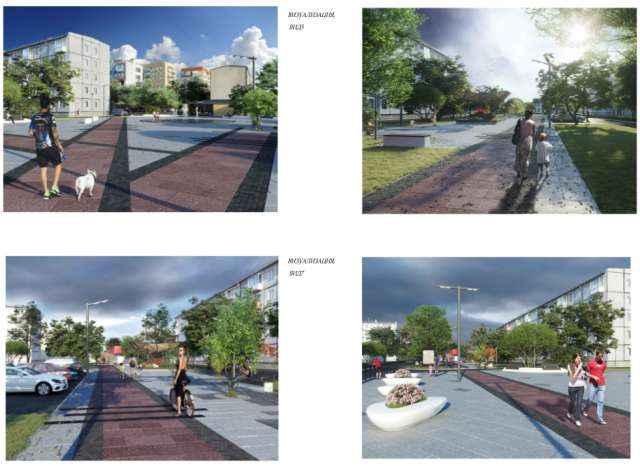 Благоустройство фонтанной площади реализуется в рамках национального проекта «Жильё и городская среда»