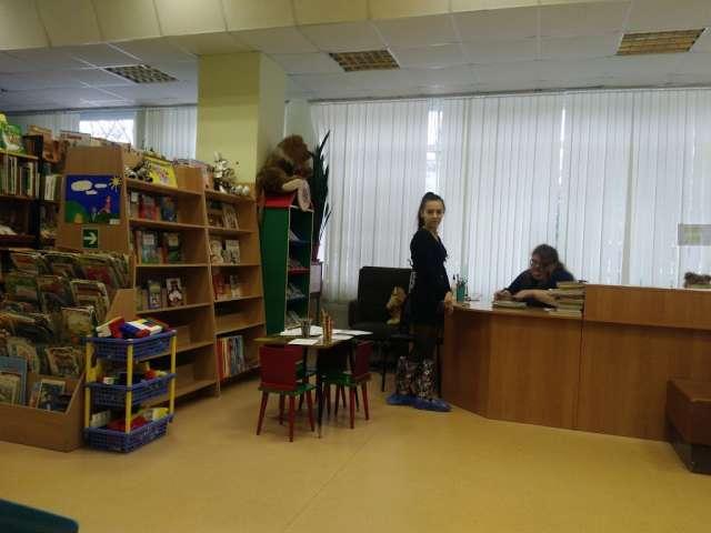 Модельную библиотеку откроют на базе детской библиотеки имени Виталия Бианки.