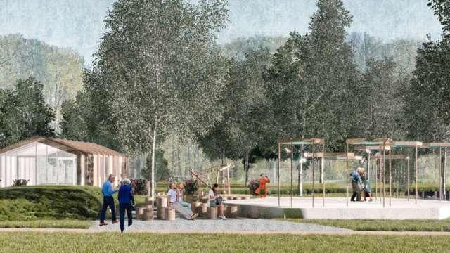 Проект парка стал финалистом IV Всероссийского конкурса лучших проектов создания комфортной городской среды.