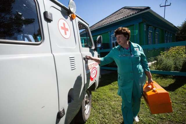 Новая мера поддержки будет предусматривать выплаты и для медработников скорой помощи.