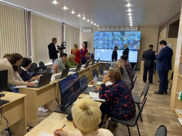 Центр общественного наблюдения будет работать круглосуточно на протяжении всех трёх дней голосования – с 17 по 19 сентября.