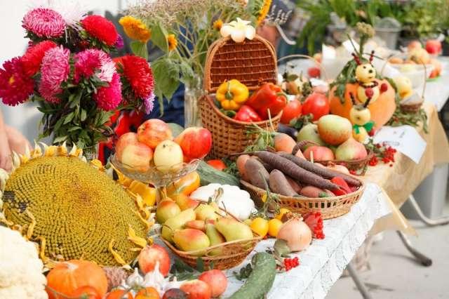 На ярмарка будет в продаже сезонный товар – овощи и фрукты нового урожая.