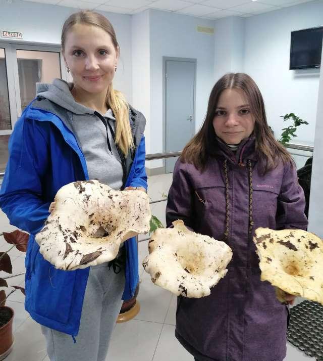 Анна Бурикова и Инна Горшкова