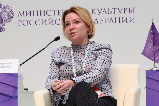 Ожидается, что Ольга Любимова посетит Новгородский театр драмы и Новгородский музей-заповедник.