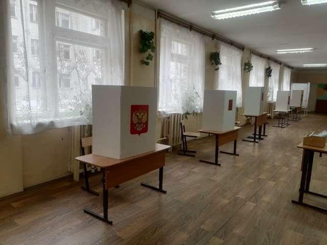 Все 536 избирательных участков региона закрылись в 20-00