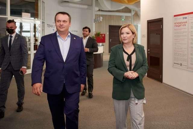 Соглашение направлено на развитие в Новгородской области музейной и культурно-просветительской деятельности, демонстрацию достижений науки и технологий.