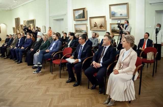 В Великом Новгороде прошло заседание Попечительского совета Новгородского музея-заповедника