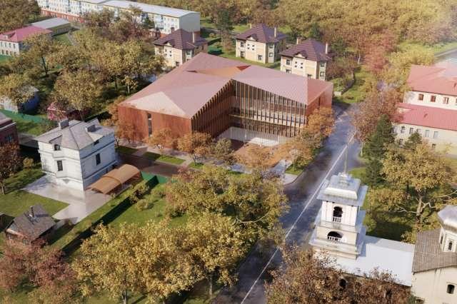 Историко-археологический центр имени Валентина Янина построят на Троицкой улице, где находится археологический раскоп.