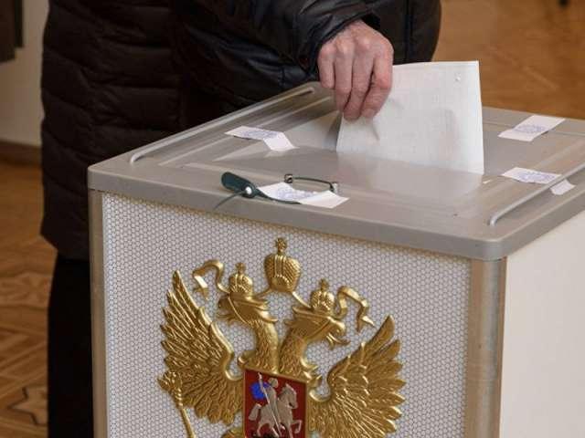 На выборах в Госдуму «Единая Россия» набрала в Новгородской области 32,56% голосов