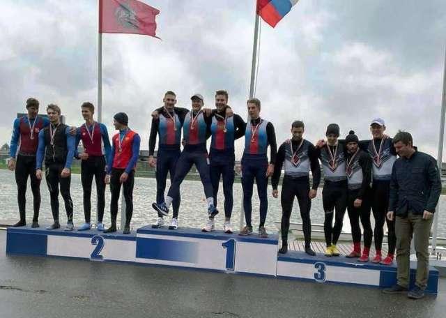 Соревнования среди спортсменов до 23 лет прошли в Москве.