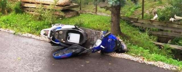 Водитель мопеда скончался на месте происшествия до прибытия врачей.